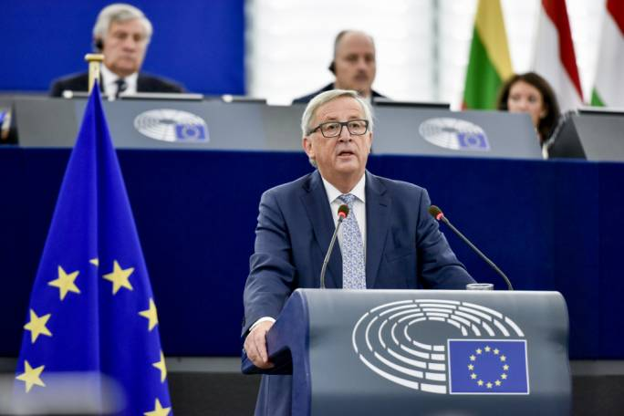 Last week EC president Jean-Claude Juncker gave his much anticipated annual 'State of the Union Address'