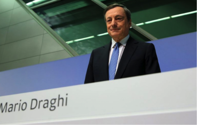 Mario Draghi, the ECB's president, is facing increasing pressure to increase interest rates and wind down the stimulus programme
