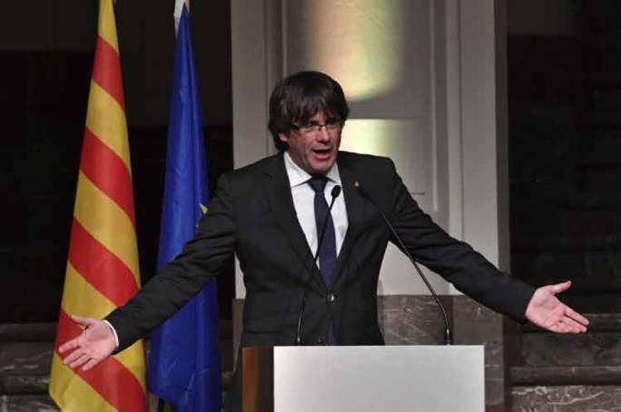 Carles Puigdemont (Photo: Prensa Latina)