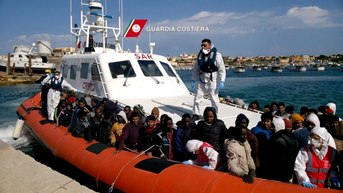 The EU resettlement plan is focused on children, as well as victims of people smugglers and torture, from Libya, Egypt, Niger, Sudan and Ethiopia