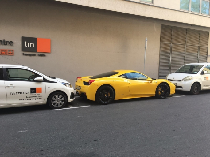 Ferrari bentley among cars impounded in foreign plates clampdown a bentley ferraris porsches and range rovers are among the luxurious vehicles that have sciox Images