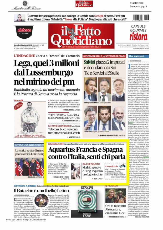 (C) Il Fatto Quotidiano