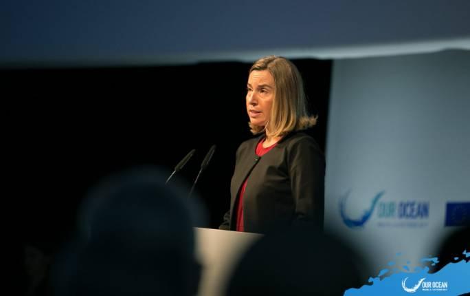 High Representative Federica Mogherini