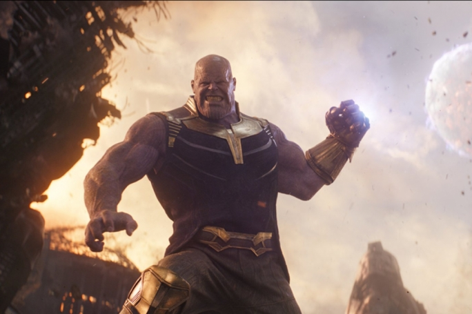 Secret protagonist: Josh Brolin is Thanos