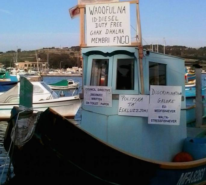 Questions sent to fisheries parliamentary secretary Clint Camilleri remain unanswered