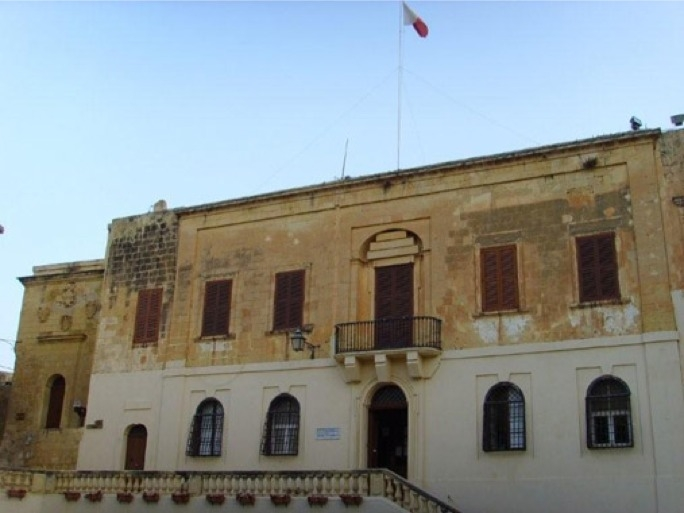The 11 men were arraigned in the Gozo court.