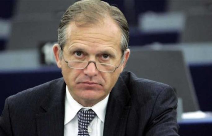 Former MEP Ernst Strasser.