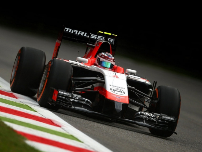 Marussia won't be on the grid in 2015