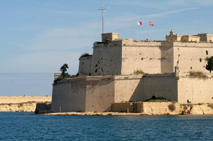 Fort St. Angelo, Birgu