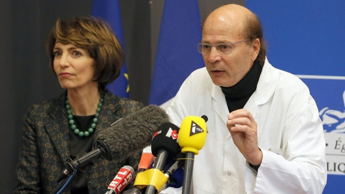 The chief neuroscientist at the hospital in Rennes said there was no known antidote to the drug