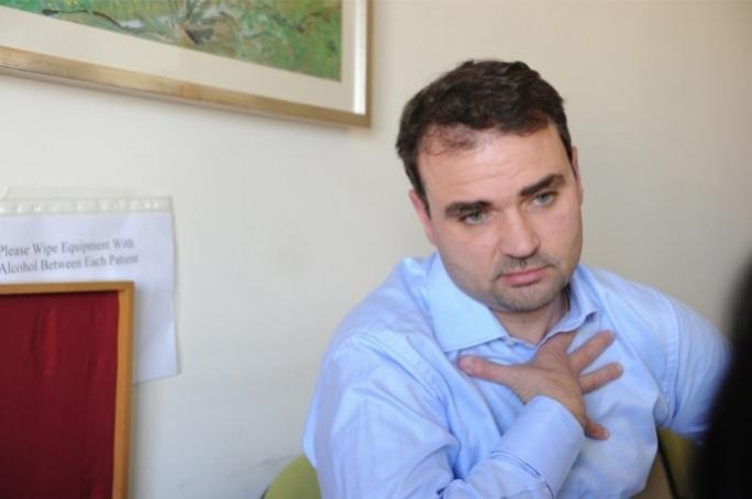 Labour MP Franco Mercieca