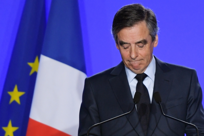 Francois Fillon served as Prime Minister for five years between 2007 and 2012