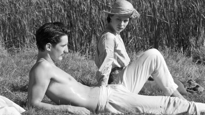 Star crossed? Pierre Niney and Laura Beer are excellent in Francois Ozon's deeply felt and ironic interwar drama