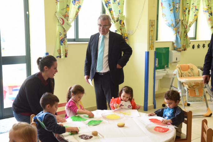 The free childcare scheme used in Malta is being adopted as a model by a number of EU countries