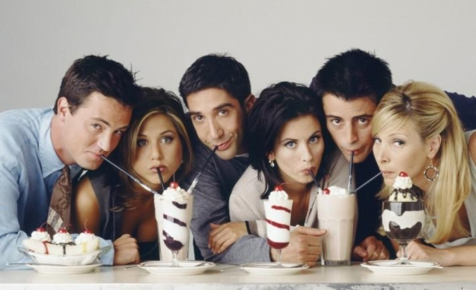 Matthew Perry (left) has already ruled himself out of the planned Friends reunion