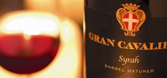 Gran Cavalier is Delicata's flagship selection of boutique wines.
