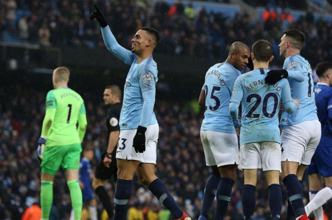 Manchester City return to winning ways