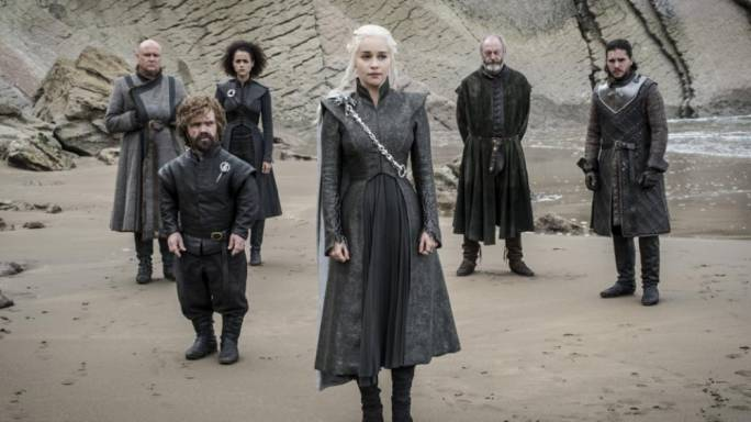 An image from episode 4 of Game of Thrones' seventh season