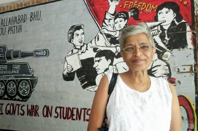 Gauri Lankesh. Photo: The News Minute