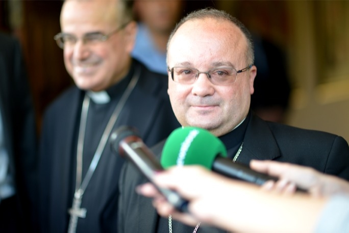 Auxiliary Bishop Charles Scicluna
