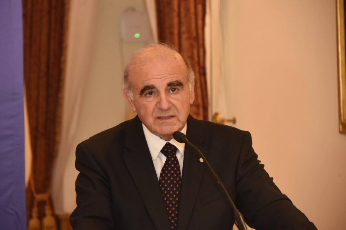 Foreign Affairs Minister George Vella