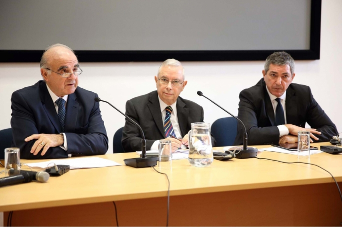 Foreign Affairs Minister George Vella, together with EU special representative for human rights, Stavros Lambrinidis, addressed a seminar on the role of civil society