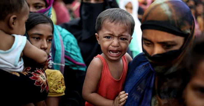 Over 730 of the dead included children under the age of five (Photo: Amnesty International)