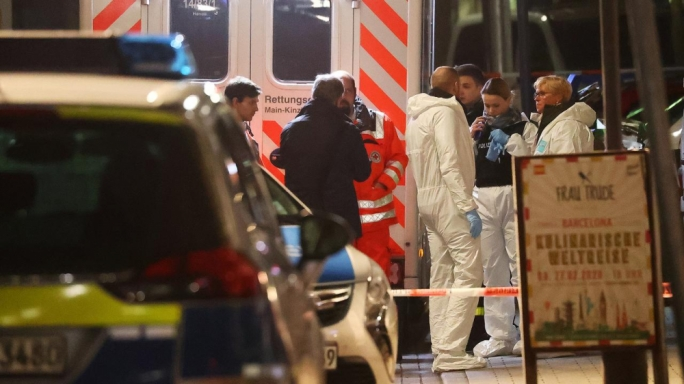 Germany: 8 killed in shootings in Hanau, say police