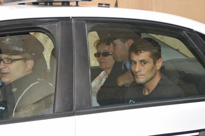 George Popa, 40, has been sentenced to six years in jail
