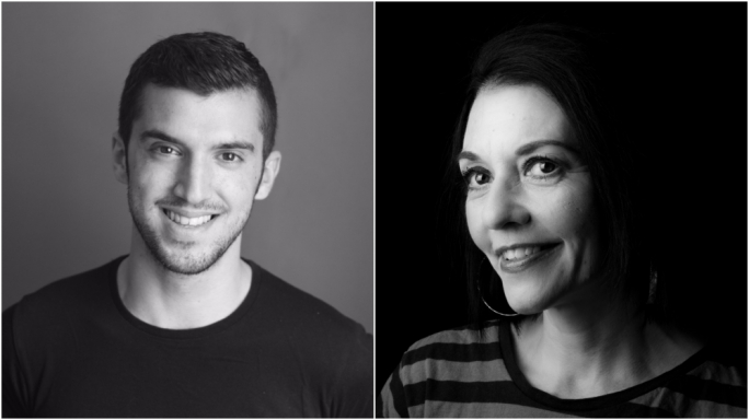 Gianni Selvaggi and Lizzie Eldridge (Photos by Julian Vassallo and Jacob Sammut)