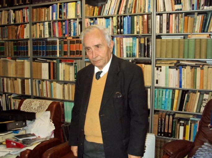 Profs. Godfrey Wettinger