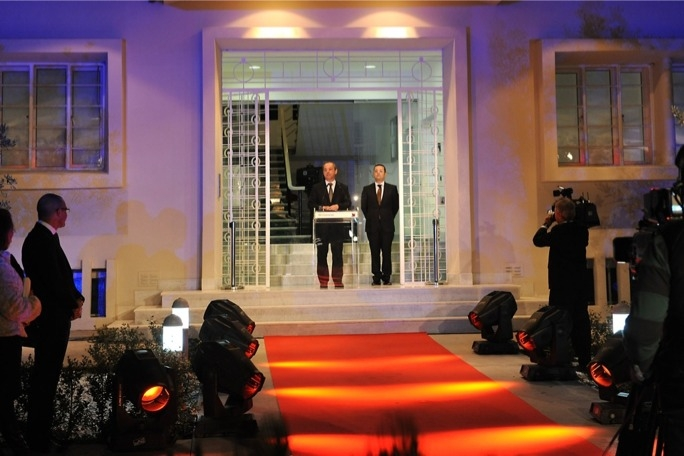 """The government intends the PBS Creativity Hub to be a protagonist in the local scene by further exploiting, for the good of the Maltese people, the possibilities that technology offers us,"" Prime Minister Lawrence Gonzi said."
