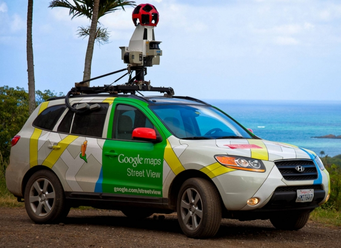 Image result for streetview view car