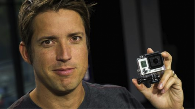 GoPro CEO Nick Woodman announced that the Silicon Valley based company will be holding its first debt offering