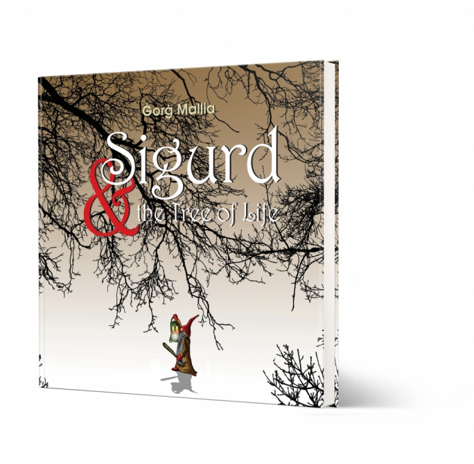 Sigurd - the new picturebook by Gorg Mallia