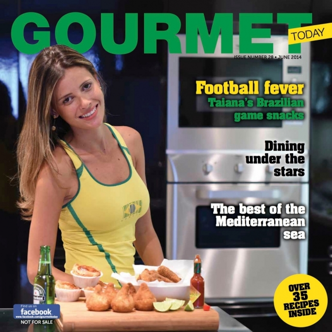 Get your copy of Gourmet out this Sunday with MaltaToday
