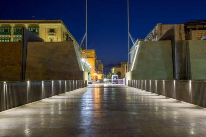 Only 34% of Valletta inhabitants said they were satisfied with the city's cultural facilities