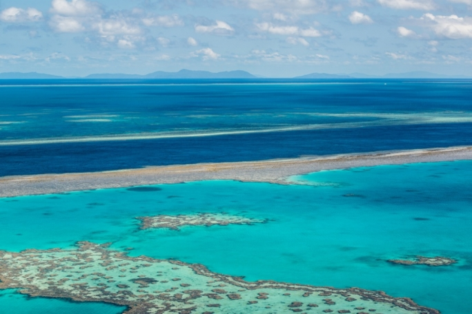 The Great Barrier Reef - an underwater treasure ...