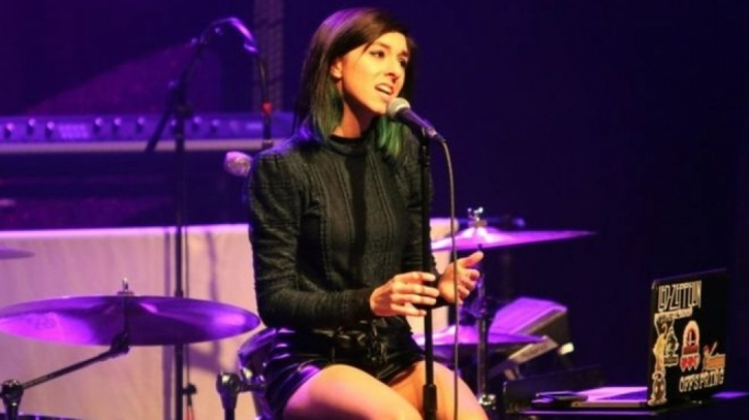 Christina Grimmie was shot while signing autographs at the Plaza Live