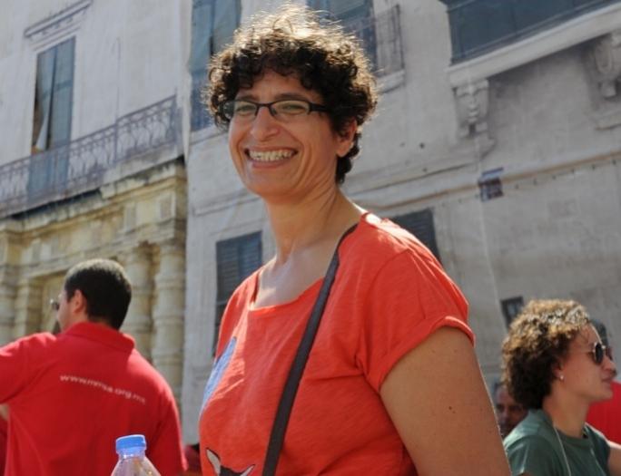 Malta Gay Rights Movement coordinator, Gabi Calleja