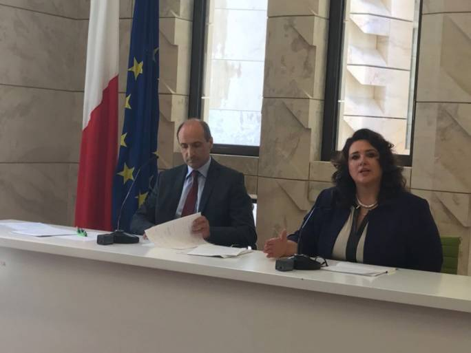 Chris Fearne and Helena Dalli said the opposition had agreed not to discriminate on the basis of sexual orientation
