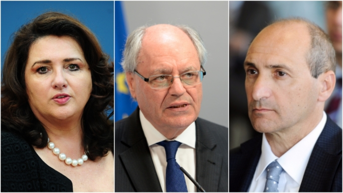 Helena Dalli, Edward Scicluna and Chris Fearne have stepped forward in a bid for Labour Party deputy leadership