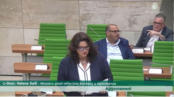 Equality minister Helena Dalli insisted that the marriage equality bill would modernise existing marriage laws