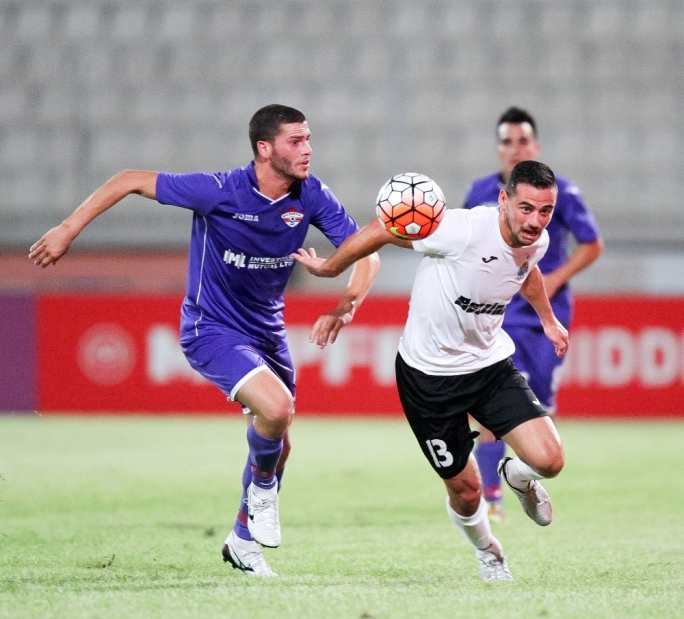 Balzan's late goal left Hibernians to regret their missed chances