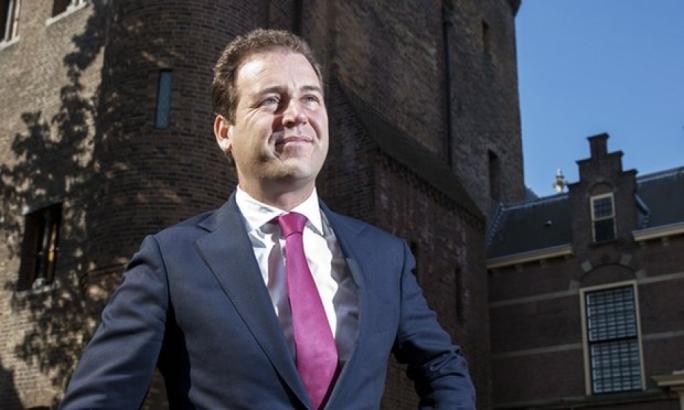 The Dutch deputy prime minister, Lodewijk Asscher