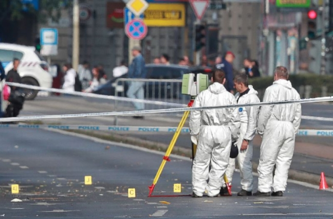 Hungary: Suspect detained in bombing case injuring 2 police