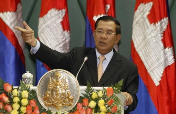Prime Minister of Cambodia Hu Sen