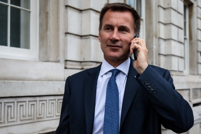 Jeremy Hunt has been appointed as the new Foreign Secretary