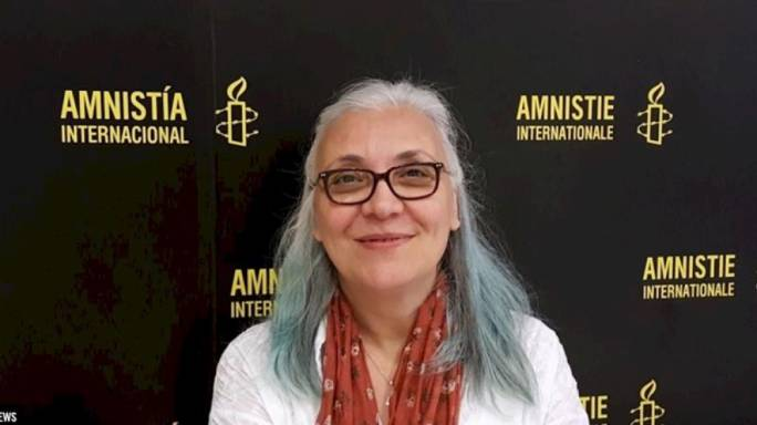 Idil Eser, the director of Amnesty International's Turkey branch, is the group's second top level official to be detained in a month