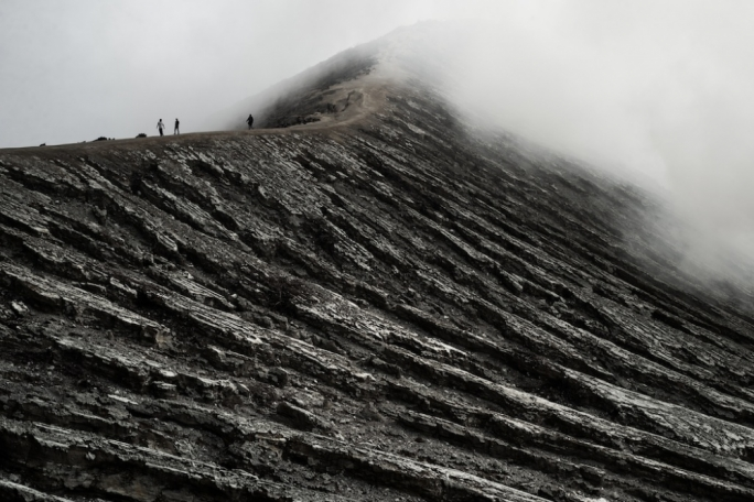 Trekking up to the crater of the volcano is possible regardless of your level of fitness